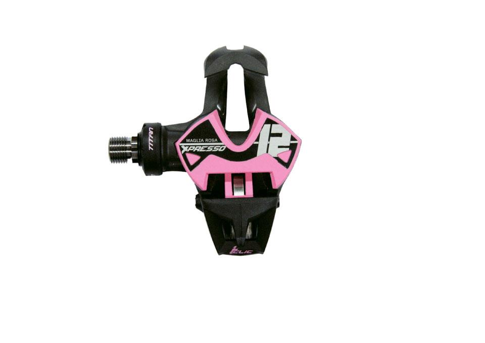 (TIME/タイム)ビンディングペダル XPRESSO 12 (エクスプレッソ 12) マリア・ローザ(ジロ・デ・イタリア限定モデル)