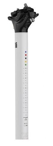 (cinelli/チネリ)シートポスト PILLAR seatpost WHITE 27.2(ピラー シートポスト ホワイト)