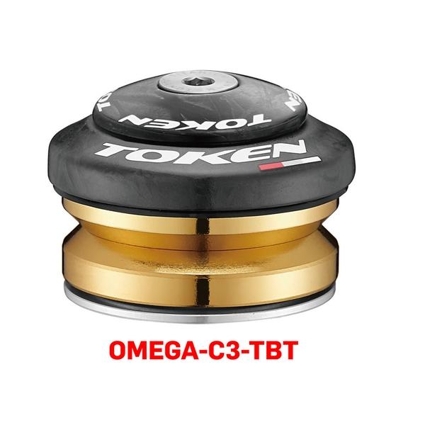 (TOKEN/トーケン)OMEGA C3TBT ヘッドセット カンパニョ-ロコンパチ/46mm