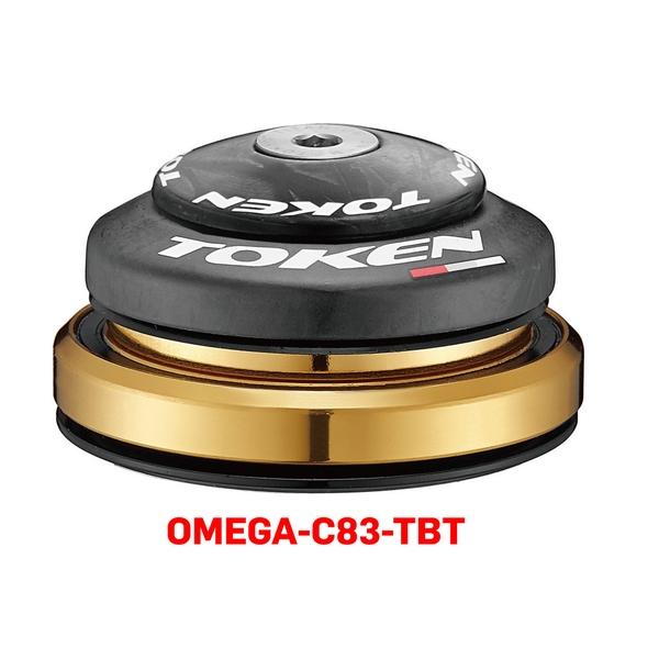 (TOKEN/トーケン)OMEGA C83TBT 1.5テーパー ヘッドセット インテグラル