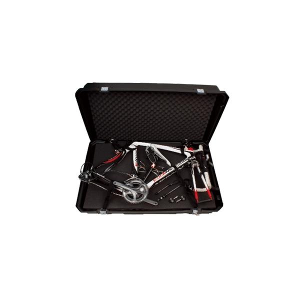 (SERFAS/サーファス)バイクケース SERFAS バイクアーマー 47X30X11 ブラック