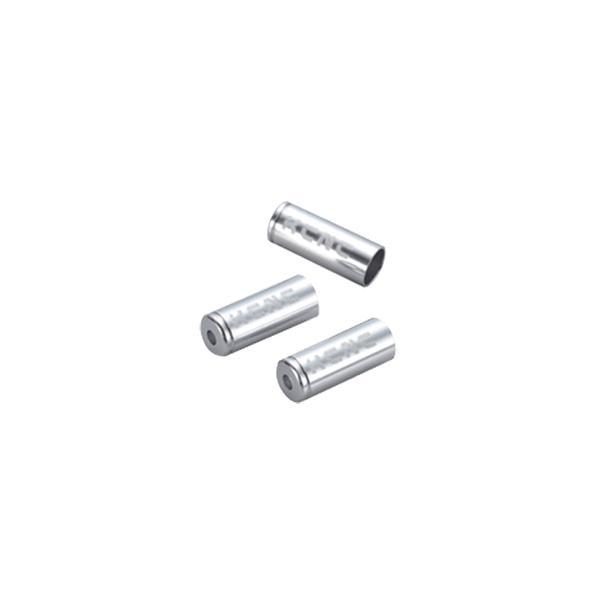(KCNC/ケーシーエヌシー)ブレーキパーツ KCNC ブレーキケーブルハウジングキャップ 5MM 150PCS レッド