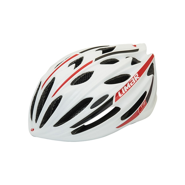 (LIMAR/リマール)ヘルメット 778 WHITE/BLACK/RED