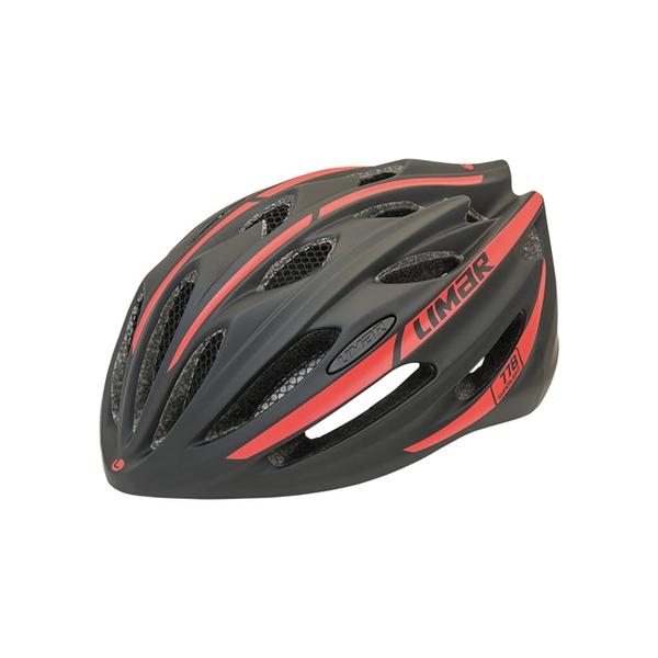 (LIMAR/リマール)ヘルメット 778 MATT BLACK/RED