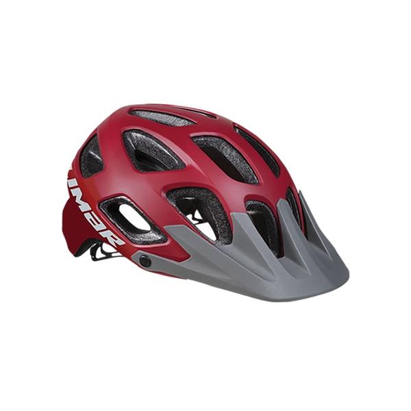 (LIMAR/リマール)ヘルメット 808 DR MATT DARK RED