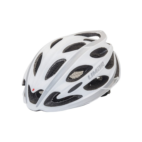 (LIMAR/リマール)ヘルメット ULTRALIGHT+ WHITE/GRAY (THE WORLD'S LIGHTEST HELMET)