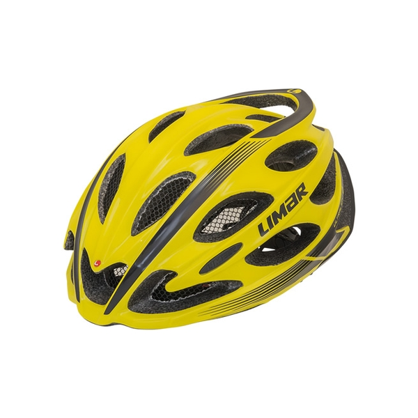 (LIMAR/リマール)ヘルメット ULTRALIGHT+ YELLOW (THE WORLD'S LIGHTEST HELMET)