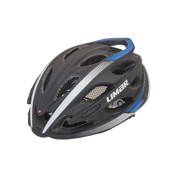 (LIMAR/リマール)ヘルメット ULTRALIGHT+ MATT BLACK/BLUE (THE WORLD'S LIGHTEST HELMET)