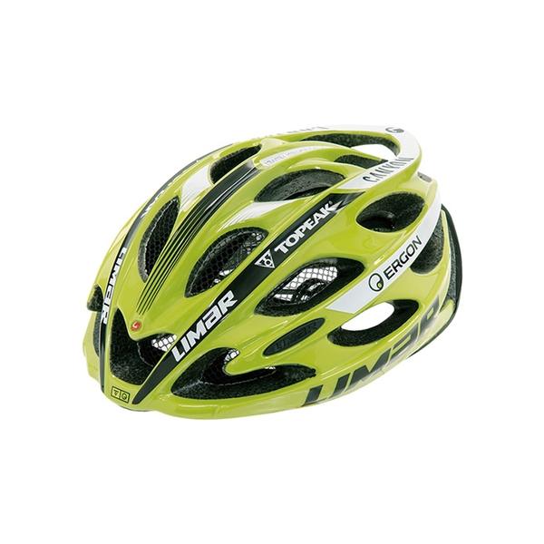(LIMAR/リマール)ヘルメット ULTRALIGHT+ Team Color トピーク エルゴン レーシングチーム (THE WORLD'S LIGHTEST HELMET)