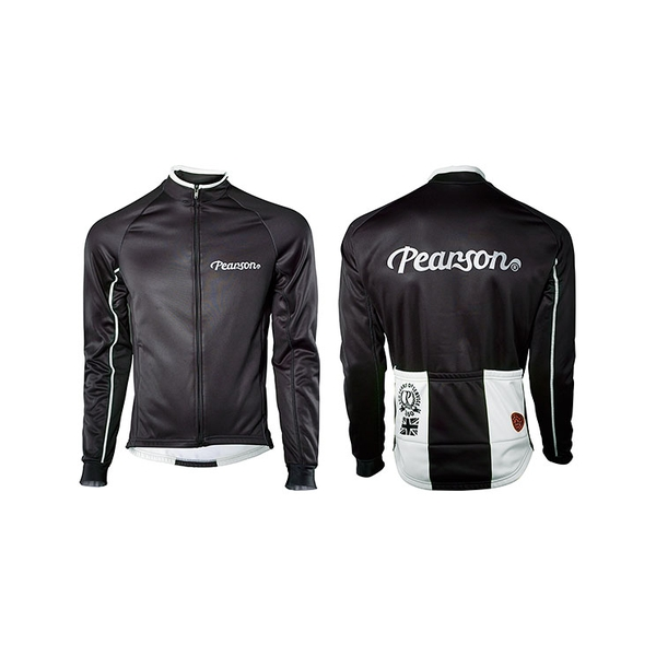 (Pearson/ピアソン)Reflex Jacket Black/White
