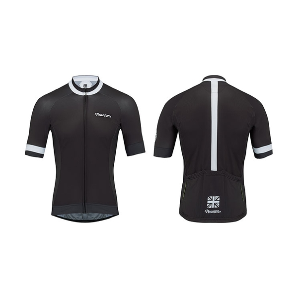 (Pearson/ピアソン)White Lines Jersey