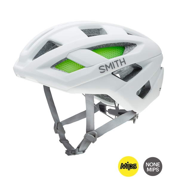 SMITH スミス ヘルメット ロードバイク Route Matte White 自転車
