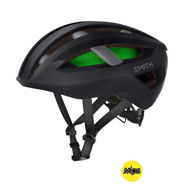 自転車用ヘルメット SMITH セットアップ スミス Matte Black Network 人気海外一番