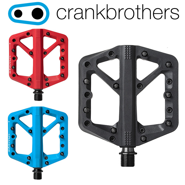 Crank Brothers クランクブラザーズ スタンプ 1 スモール ペダル
