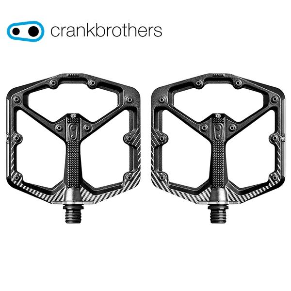 Crank Brothers クランクブラザーズ ペダル スタンプ 7 ラージ DANNY MACASKILL 自転車 サイクリング 自転車用パーツ サイクルパーツ