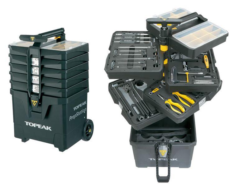 TOPEAK プレップステーション ( 工具セット ) トピーク PrepStation TOL22800