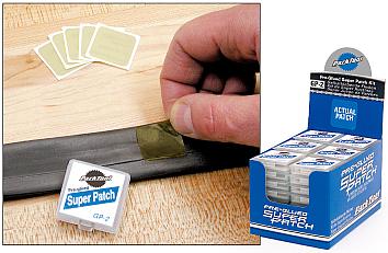 Tool GP-2BOX パンク修理用品 スーパーパッチディスプレイボックス ( パークツール ホーザン HOZAN ) ParkTool Park