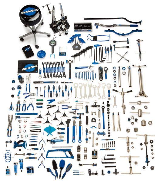 Park Tool BMK-232 ベースマスターツールキット ( 工具セット ) ParkTool BMK232 パークツール HOZAN ホーザン