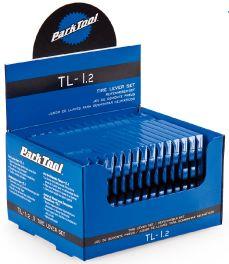 Park Tool TL-1.2 BOX タイヤレバーディスプレイボックス ( タイヤレバー ) ParkTool TL1.2C パークツール HOZAN ホーザン