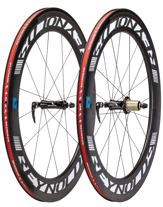 REYNOLDS STORM Carbon Rim Clincher Wheel Set ( 2013年モデル Performanceシリーズ 完組前後ホイールセット ) レイノルズ ストーム カーボンリム クリンチャーホイールセット SS02P02dec12