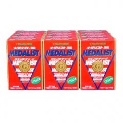 【メーカー取り寄せ商品】 【送料無料】 アリスト メダリスト 12箱セット 顆粒4.5gタイプ×30袋×12箱 (170mL用) MEDALIST
