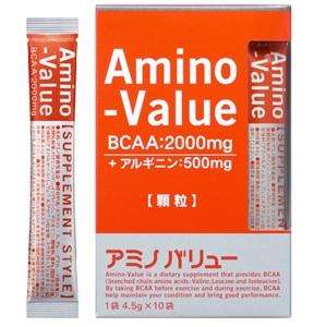 【メーカー取り寄せ商品】【送料860円無料】 大塚製薬 アミノバリュー サプリメントスタイル 1ケース(1箱=1袋4.5g x 10袋 x 20箱) Amino-Value SupplementStyle ( 商品コード: 541103 )