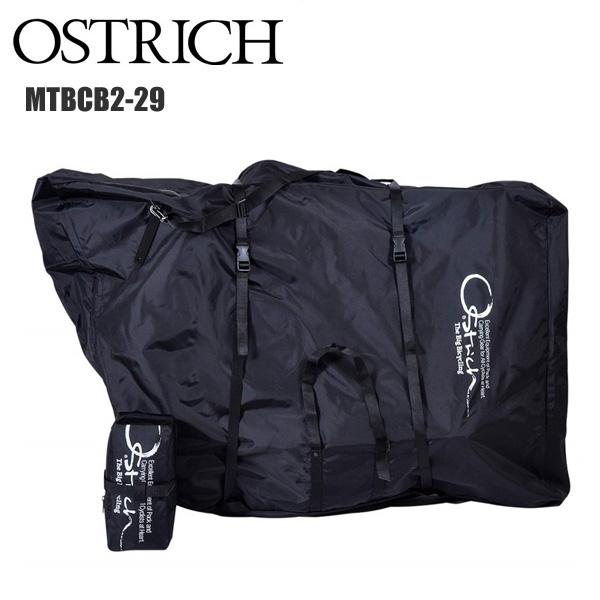 OSTRICH オーストリッチ MTB 輪行袋 29インチ対応 自転車