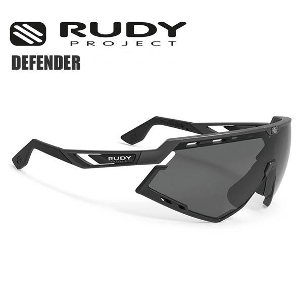 RUDY PROJECT ルディプロジェクト サングラス アイウェア DEFENDER ディフェンダー レギュラーモデル スポーツサングラス ランニング ロードバイク 自転車 サイクリング