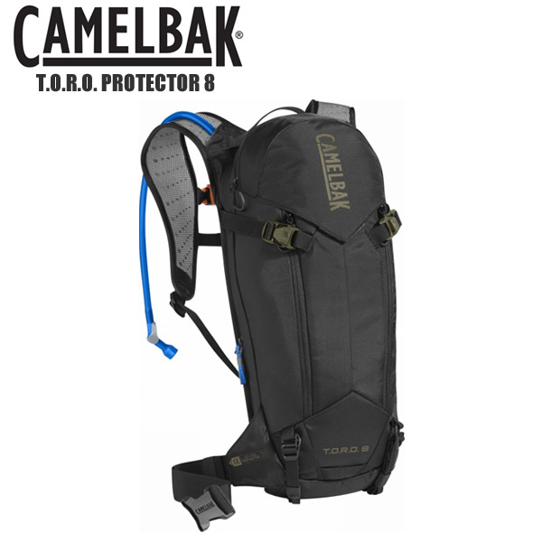 CAMELBAK キャメルバック ハイドレーションバッグ バックパック リュック トーロープロテクター 8 TORO PROTECTOR 8 自転車 ロードバイク サイクリング
