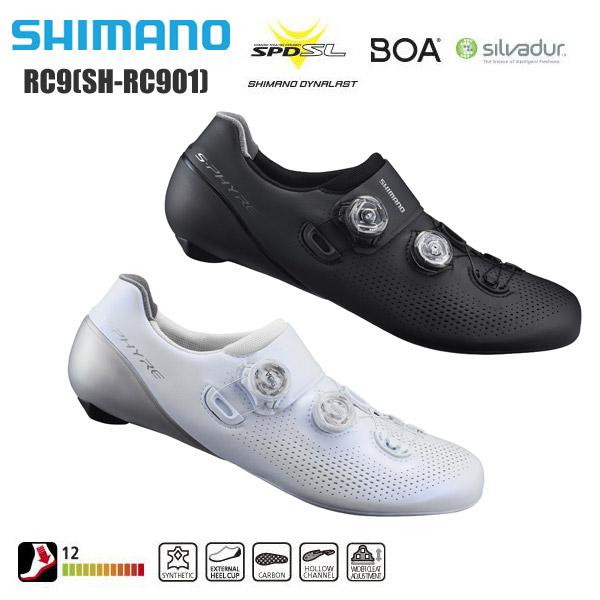 SHIMANO シマノ ビンディングシューズ SH-RC901 RC9 メンズ サイクルウェア