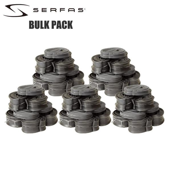 SERFAS サーファス チューブ バルクパック BULK PACK MTBタイヤAVバルク 50本セット 自転車 サイクルパーツ