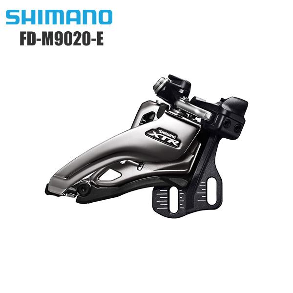 SHIMANO シマノ フロントディレイラー FD-M9020-E SideSwing E-Type WO/BBP 2S コンポーネント サイクルパーツ