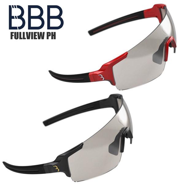 BBB ビービービー サングラス スポーツサングラス フルビュー PH BSG-63PH アイウェア サイクルウェア ロードバイク 自転車