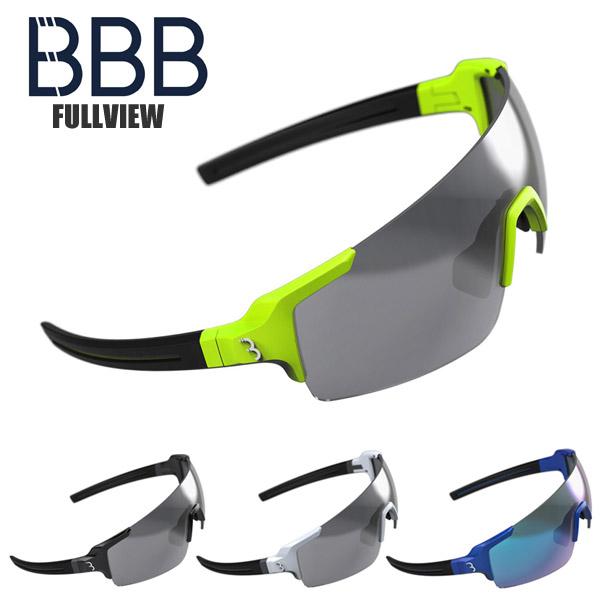 BBB ビービービー サングラス スポーツサングラス フルビュー BSG-63 アイウェア サイクルウェア ロードバイク 自転車