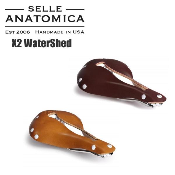 SELLE ANATOMICA セレアナトミカ サドル X2 WaterShed ロード バイク サドル 自転車 マウンテン