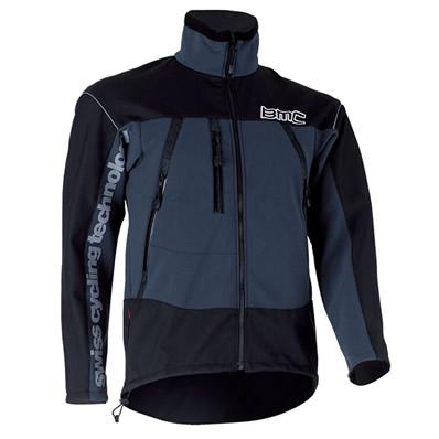 BMC パッションレースジャケット グレー/ブラック (サイクルウェアー) BMC Racing Team BMCレーシング