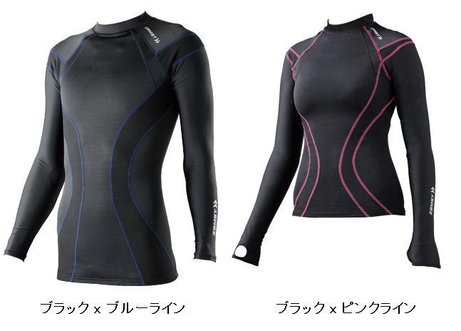 【送料860円無料】ザムスト Z-20 女性用トレーニングシャツ ( Women's ランニング用サポートウェア ) ZAMST Z20 トレーニング用