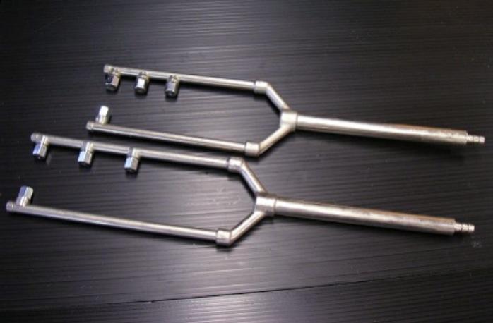 【ジロー製作所】ジェットスプレー(給油装置)用ノズル 6インチ用