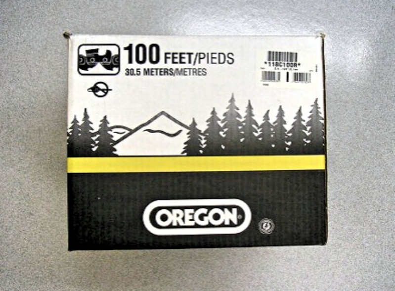 オレゴン デッキソー用チェン刃 11BC-767リンク 1箱