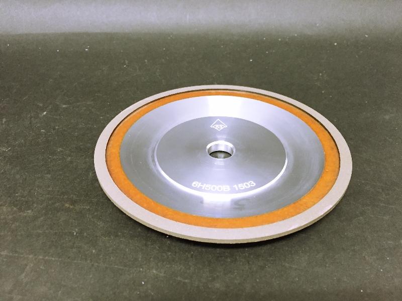 オリエンタル ダイヤモンドホイル150φ(外径)×6W×1.5X×16H(穴径) #500番