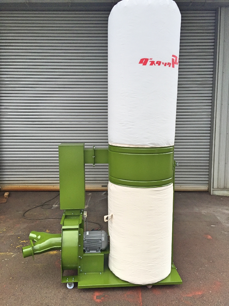 鈴木工業 集塵機 DT-30M2型サイレンサなし
