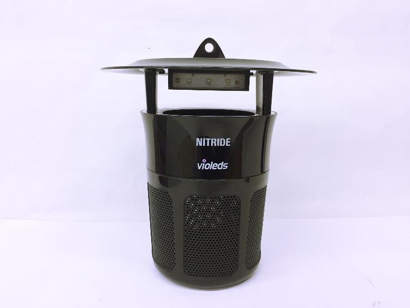ナイトライド・セミコンダクター 蚊取り器 モスピュアIS1 ブラック