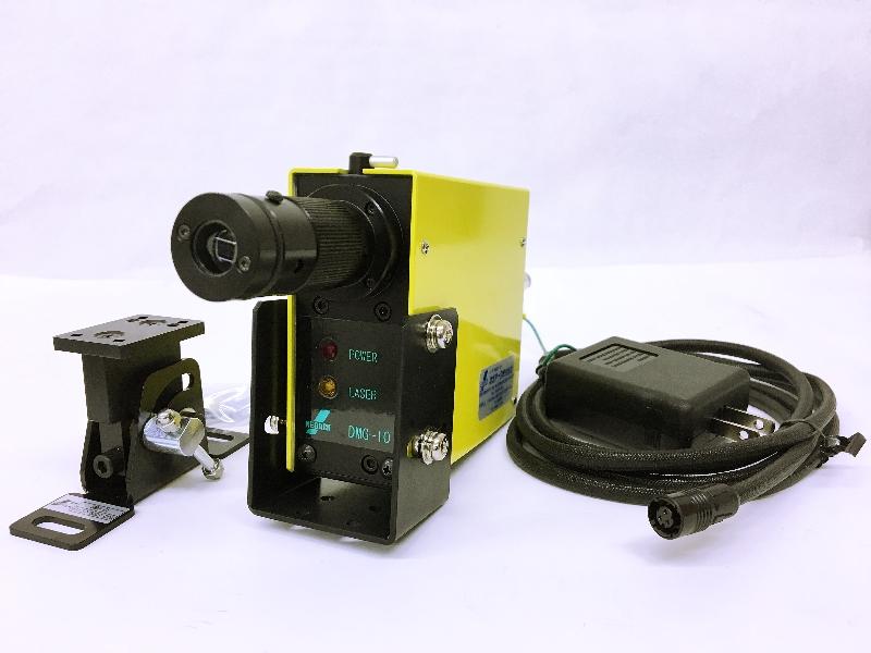 ネオアーク製 グリーンレーザーマーキング DMG-10型