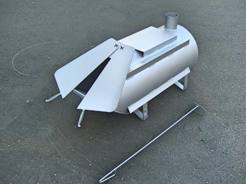 鈴木工業 薪ストーブ D-51L型