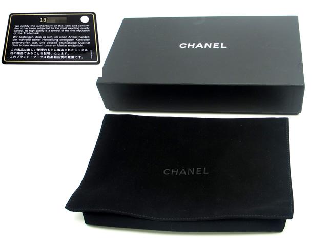 CHANEL シャネル カンボンライン ラウンドファスナー長財布 A50078 大黒屋質店出品k0O8nwP
