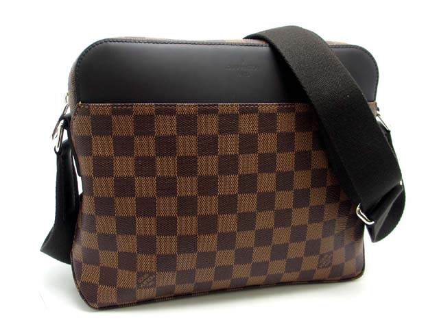 LOUIS VUITTON SHOULDER BAG JAKE MESSENGER PM N41568