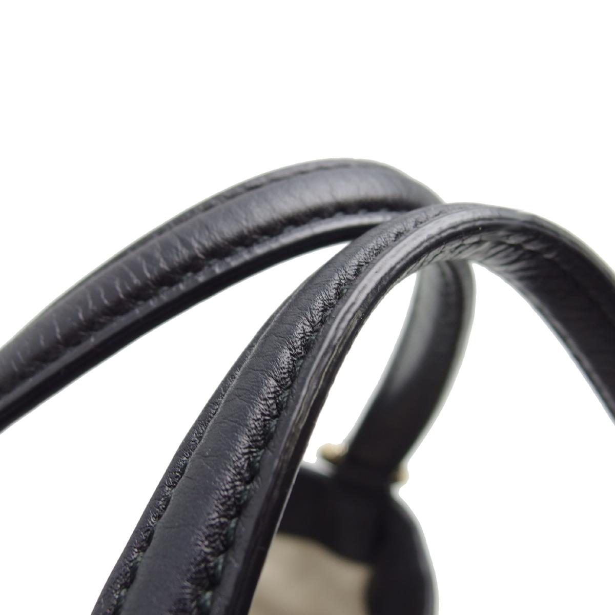 GUCCI グッチ ソーホー 2Wayバッグ 336751 ハンド 手持ち ショルダー 肩掛け レザー ブラック 黒 大黒屋質店出品vN8wOy0mPn