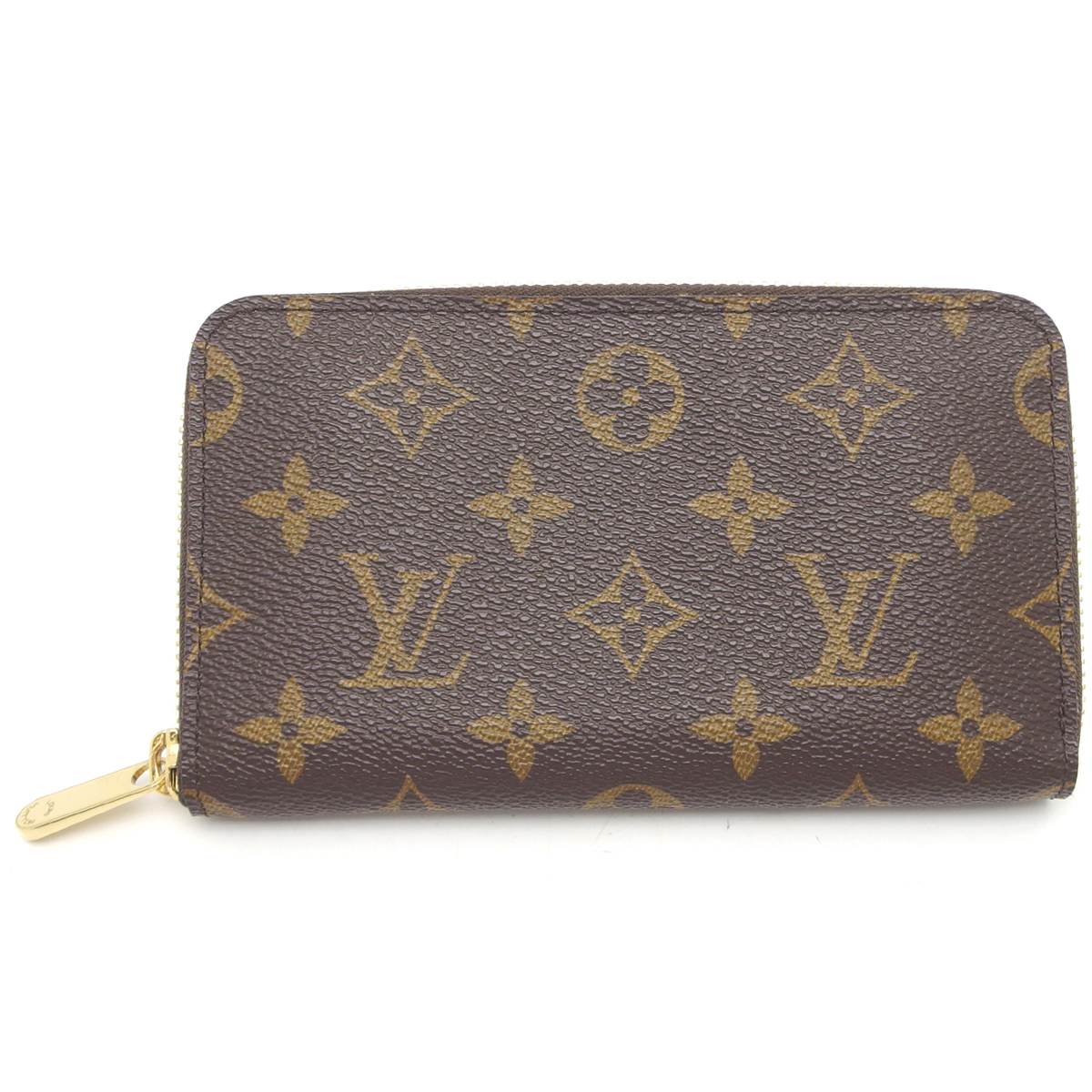 Louis Vuitton/ 【中古】 M61440 ルイヴィトン/ モノグラム/ ジッピー・コンパクトウォレット/