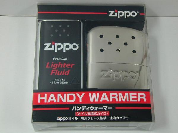 Zippo: Zippo handy warmer //HANDY WARMER / / ☆ eco ☆