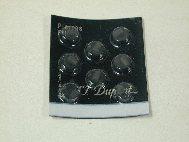 S.T.Dupont専用フリント デュポン: 純正 大決算セール Flints フリント 好評受付中 デュポン専用 発火石 グレー ラベル 石 Dupont 8個入り ギャッツビー あす楽対応 用 ダルマヤ Line2 ライター 1枚